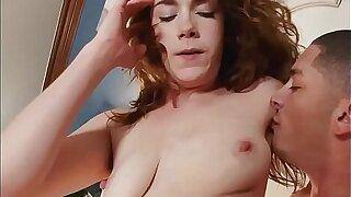 Redhead Teen's Unshaved Armpits and enjoyed Sex[VPSR]