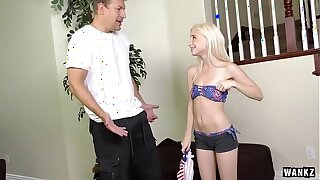WANKZ- Piper Perri Seduces the Pool Guy