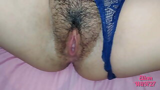 Desi Indian Neighbor's Daughter Lets Me Fuck Her Hairy Pussy