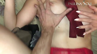 Sweetheart Passion Fucks Hot Cousin - On Cam