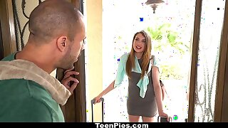 Teenpies - Creampie for Hot Russian Teen